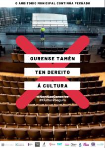 OURENSE TAMÉN TEN DEREITO Á CULTURA